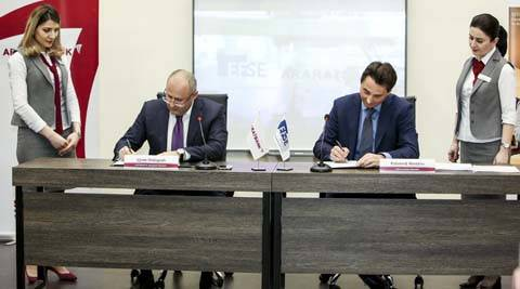 EFSE and ARARATBANK advance development finance to local business in Armenia