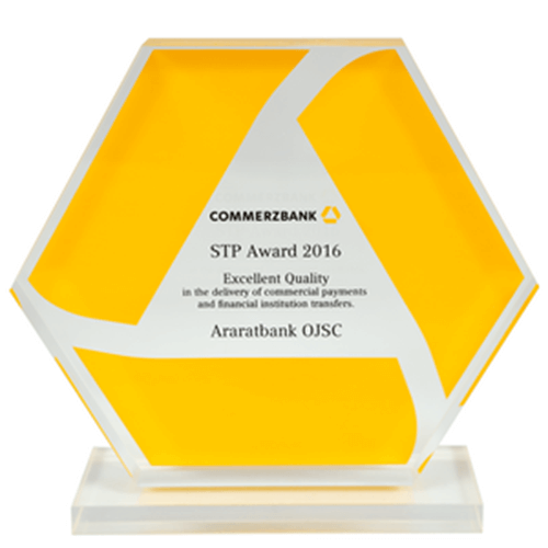 Excellent STP Quality Award