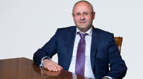Ashot Osipyan named Banker of the Year at the awards ceremony Financial and Banking Elite of Eurasia