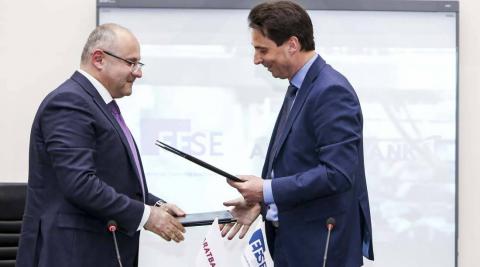 Հարավարևելյան Եվրոպայի եվրոպական հիմնադրամը և ԱՐԱՐԱՏԲԱՆԿԸ ֆինանսավորում են տեղական բիզնեսի զարգացումը Հայաստանում