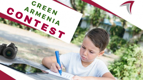 The launch of Green Armenia Facebook contest is announced