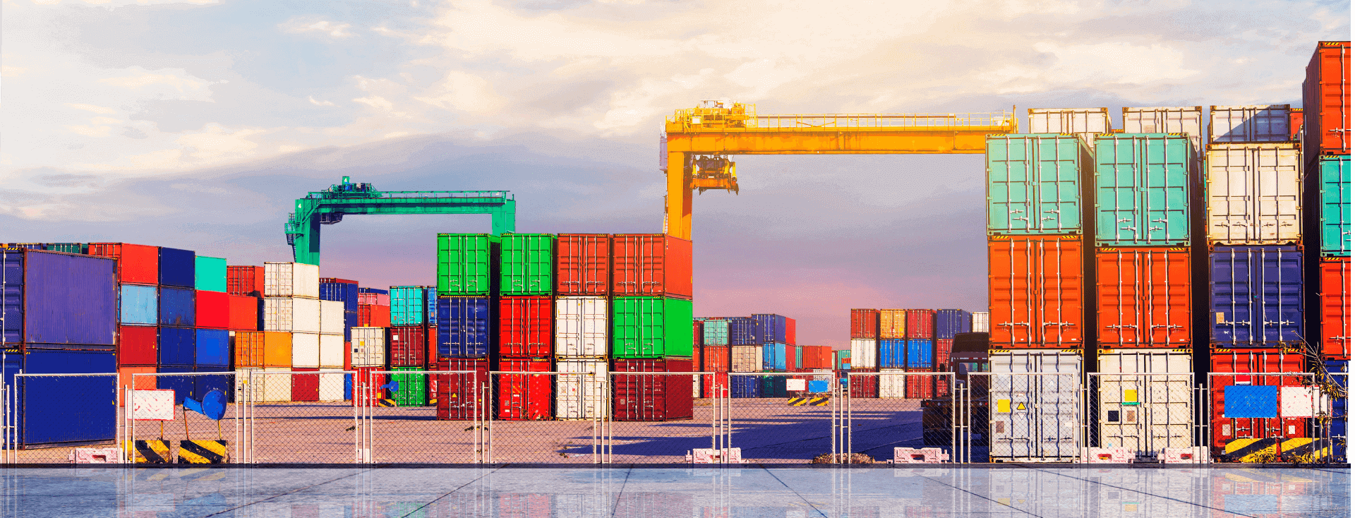 Export loans for medium and large businesses